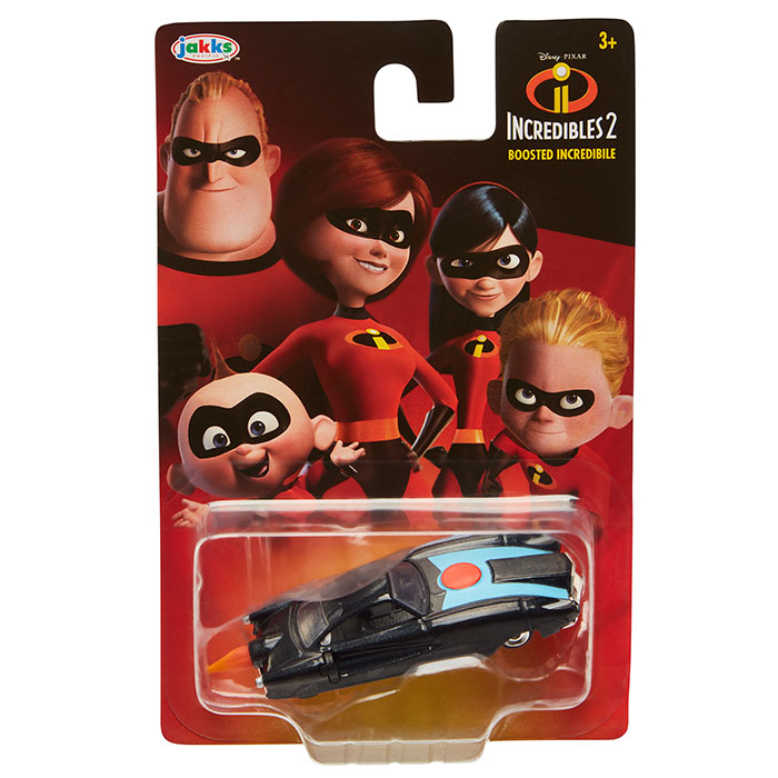 Incredibles 2 Die-Cast Vehicles